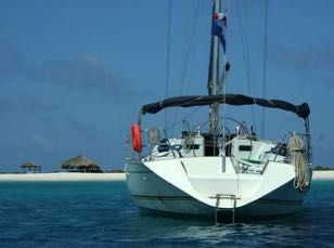 Galaxie day charter klein curacao